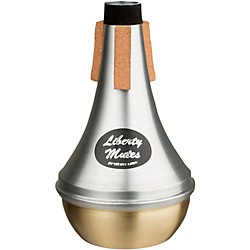 Protec Liberty Trumpet Straight Aluminum Mute With Brass End (ML107)