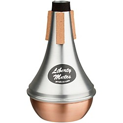 Protec Liberty Trumpet Straight Aluminum Mute With Copper End (ML101)