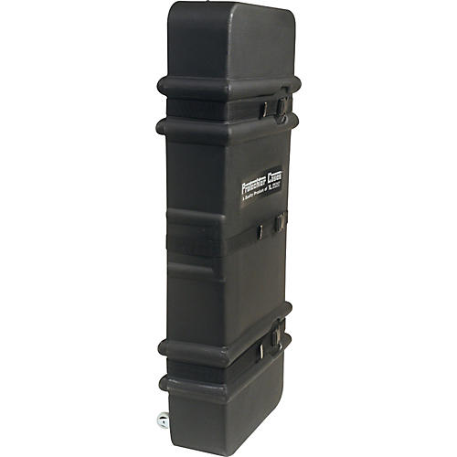 Protechtor Cases Protechtor Classic Accessory Case with Wheels Black
