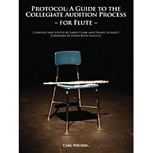 Carl Fischer Protocol: Flute Book