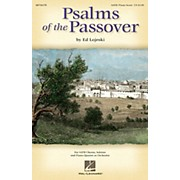 Hal Leonard Psalms of the Passover SATB composed by Ed Lojeski
