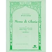 Alfred Puccini Messa Di Gloria SATB Choir