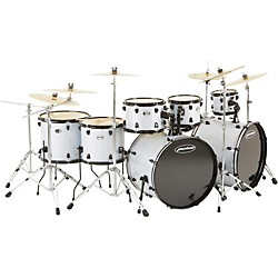 Pulse 4000 Series 8-Piece Shell Pack with PDP Hardware (PS4822SLV-HW)