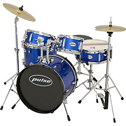 Pulse 5-piece Junior Drum Set (JR500BL)