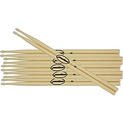 Pulse Drumsticks 6 Pair Pack (PULSE2BN-6)