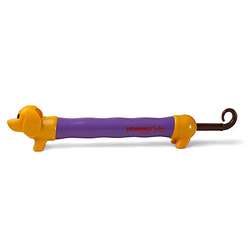 Hohner Puppy Slide Whistle Assorted Colors-thumbnail