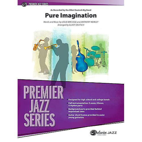 BELWIN Pure Imagination Jazz Ensemble Grade 5 (Advanced / Difficult)-thumbnail