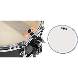 Puresound Custom Pro Steel 24-Strand Wires with Free Hazy 300 Snare Head (24-SW-ST/Free-Hzy300)