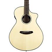 Breedlove Pursuit Concert Ebony Acoustic-Electric Guitar