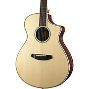 Breedlove Pursuit Exotic Concert CE Engelmann Spruce - Striped Ebony Acoustic-Electric Guitar