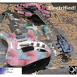 Q Up Arts Producer Series V1 Electrified Guitars Reason DVD (QUA-75-700)