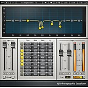 Waves Q10 Equalizer Native/TDM/SG Software Download