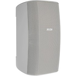 QSC AD-S82H Surface Mount Loudspeaker - White (ADS82H-WHT)