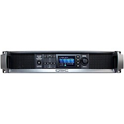 QSC CXD4.2 Multi Channel DSP Amplifier (FS-220008-00)