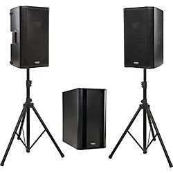 QSC K10 / Ksub Powered Speaker Package (K10KSUB)