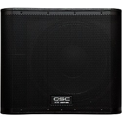 "QSC KW181 Powered Sub Woofer 18"" 1000w (KW181)"