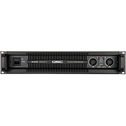 QSC PowerLight 3 Series 800 Watt Power Amplifier (PL340)