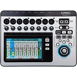 QSC TouchMix-8 8-Channel Compact Digital Mixer (TouchMix-8-NA)