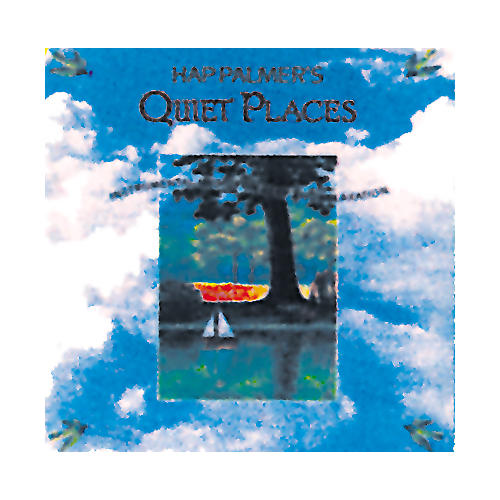 Educational Activities Quiet Places CD