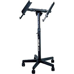 Quik-Lok QL-400 Fully Adjustable Mixer Stand with Casters (QL400)