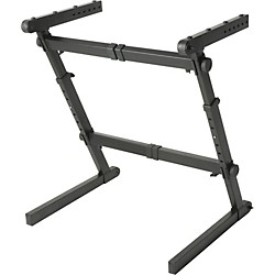 Quik-Lok Z-70 Width and Height Adjustable Z Keyboard Stand (AMS-Z-70)