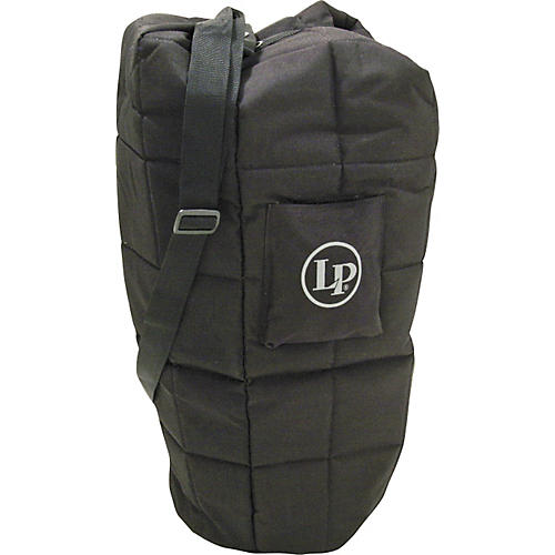 LP Quilted Conga Bag Black