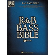 Hal Leonard R & B Bible Bass Guitar Tab Songbook