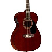 Rogue RA-090 Concert Acoustic-Electric Guitar, Mahogany