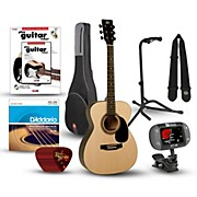 Rogue RA-090 Concert Acoustic Guitar Bundle