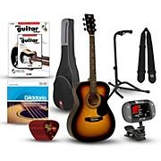 Rogue RA-090 Concert Acoustic Guitar Bundle