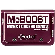 Radial Engineering RADIAL R8000801600 MCBOOST MIC SIGNAL INTENSIFIER