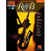 Hal Leonard R&B - Saxophone Play-Along Vol. 2 Book/CD