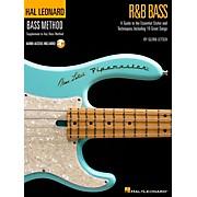 Hal Leonard R&B Bass - Hal Leonard Bass Method Stylistic Supplement Book/CD