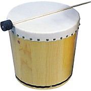 Rhythm Band RB1103 Redondo Drum