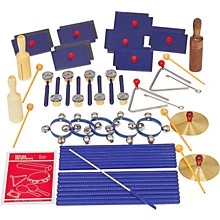 Rhythm Band RB23 Economy Rhythm Band Set, 35 Players