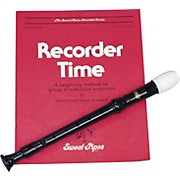 Rhythm Band RBA100 Recorder Time Pack