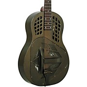 Regal RC-58 Tricone Metal Body Resonator Guitar