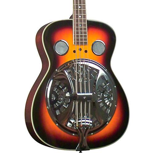 Regal RD-05 Resonator Bass Guitar-thumbnail