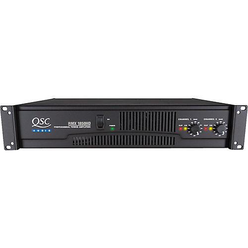 QSC RMX 1850HD Power Amp-thumbnail