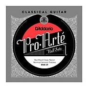 D'Addario RNN-3T Pro-Arte Normal Tension Classical Guitar Strings Half Set