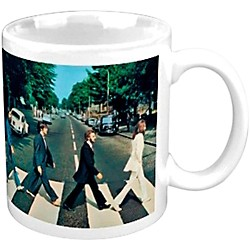 ROCK OFF The Beatles Boxed Mug: Abbey Road Crossing (BEATMUG08)