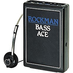 ROCKMAN Bass Ace Headphone Amp (BA)