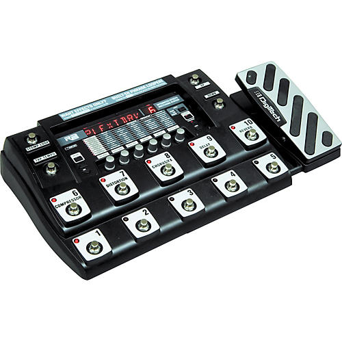 DigiTech RP1000 Guitar Multi Effects Pedal with Integrated Switching