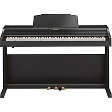 Roland RP501R Digital Home Piano with Bench Contemporary Black
