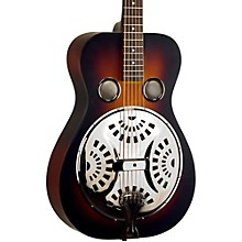 Recording King RR-55 Performer Roundneck Resonator Guitar