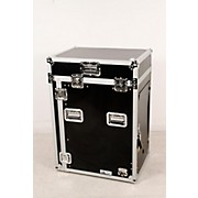 Road Ready RR11M16UC 11U Slant Rack, 16U Vertical Rack