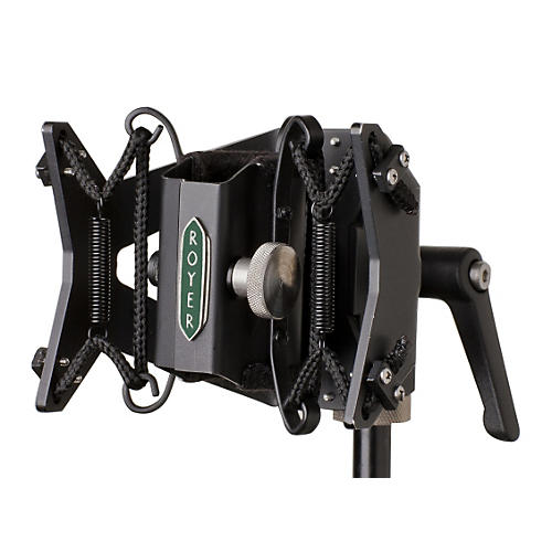 Royer RSM-SS1 Sling-Shock Microphone Shock Mount