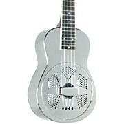 Recording King RU-998 Metal Resonator Ukulele