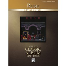 Alfred RUSH - MOVING PICTURES FOR DRUMS BOOK