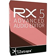 iZotope RX 5 Advanced Software Download